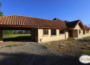 Venta casa estilo chilena, en parcela, talagante,consultar!