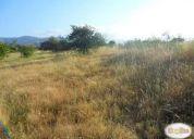 Vendo terreno en valle alegre