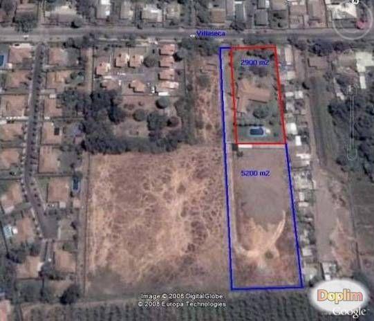 Vendo Parcela casa de 250 m2, terreno 2900 m2 mas otro de 5200 m2
