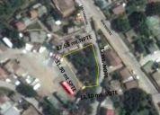 Vendo o aporto terreno sector residencial valparaÍso,consultar!