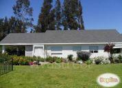 Vendo hermosa casa con parcela lliu-lliu limache,aproveche!