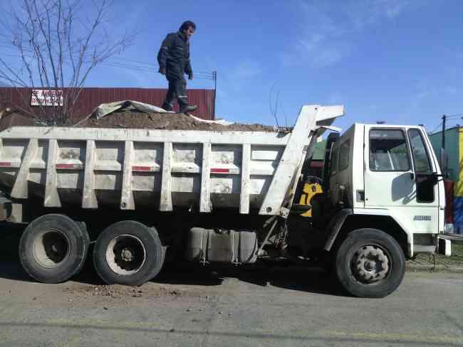 retiro vitacura escombros en santiago 227098271 demoliciones ñuñoa