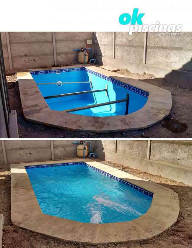 Precios piscinas de fibra precios piscinas de fibra with for Piscinas de fibra de vidrio precios