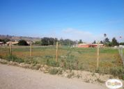 Vendo terreno la serena 1000mts2 sector alfalfares