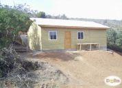 Vendo terreno de 1000mt2, con con, casa nueva