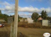 Vendo terreno de 520 metros cuadrados
