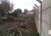 Vendo terreno para edificar