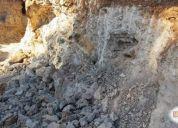 Vendo mina de oro y cobre