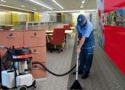 Servicios de limpieza especializada.