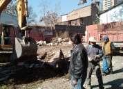 Demoliciones en santiago 225677059 angi servicios ñuñoa  providencia macul