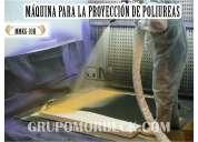 MÁquina para la proyecciÓn de poliureas