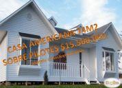 Excelente casas americanas woodhouse