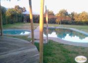 Parcela de 1,5 hect con 2 piscinas,consultar!