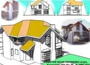 arquitecto regularizaciones ampliaciones