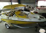 Sea doo sportster jet boat motor 4 tec rotax 2003,contactarse!