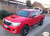 Excelente toyota hilux 2.5 4x4