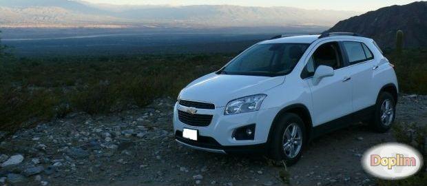 Excelente Chevrolet tracker full