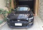 Excelente ford mustang 2015 coupe gt 5.0l at