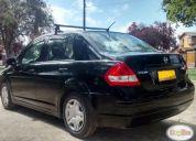Vendo excelente taxi-colectivo nissan-tiida 2011