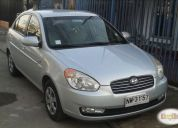Excelente hyundai new accent 2007