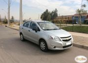 Vendo chevrolet sail 1.4 año 2012