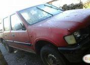 Vendo excelente camioneta año 99