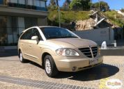 Excelente ssangyong stavic 2007 diesel at 2.7