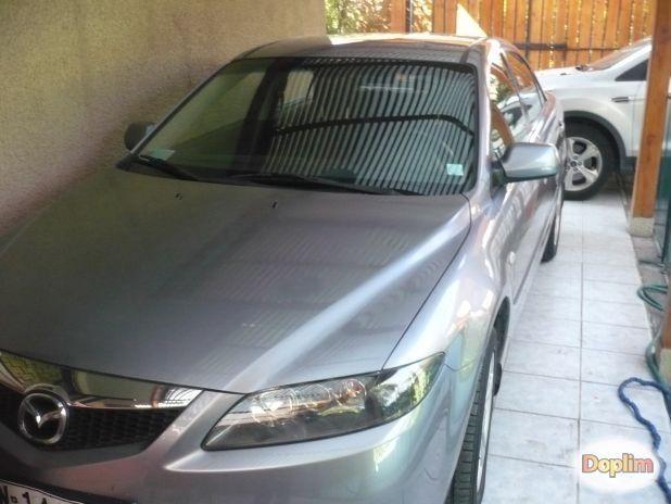Mazda 6, 48700 kms, año 2007