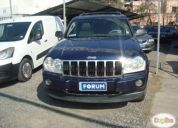 Vendo jeep new grand cherokee aÑo 2006