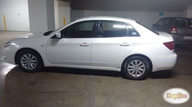 Vendo Subaru impresa awd xs at 2011