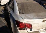 Chevrolet cruze en desarme