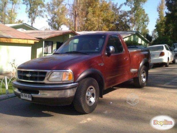 Vendo Camioneta ford f-150 1997