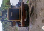 Excelente cargador frontal 966g