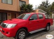 Excelente toyota new hilux diesel 2.5 turbo 2014