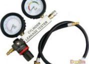 Excelente detector de fugas de cilindros con manometro
