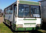 Venta bus mercedes benz año 1993