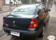 Vendo excelente auto renault clios expression 2004