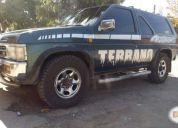 Se vende excelente  jeep nissan terrano 3.0