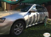 Subaru legacy 2.0 i station wagon año 2004