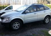 Vendo ssangyong actyon 4x4 2.0 at 2009,aproveche!