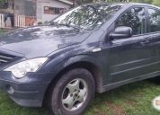 Excelente ssangyong action diesel automatica