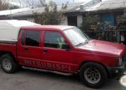Excelente camioneta 4x2 mitsubishi l200 ,1993