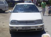 Vendo volkswagen golf 1997