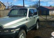 Vendo excelente jeep korando diesel