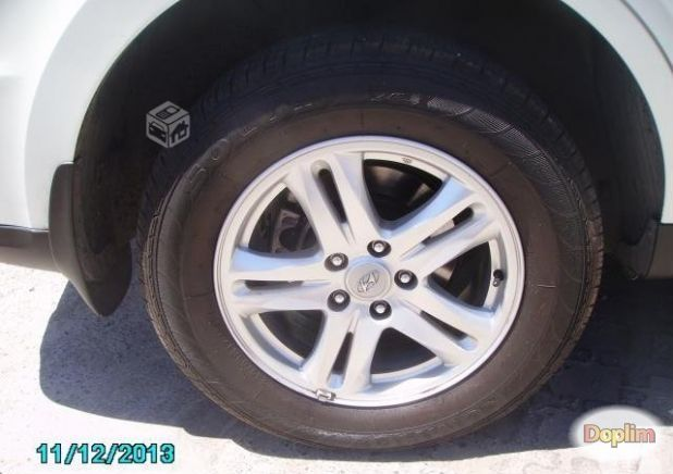 Vendo Hyundai santa fe gls , año 2011