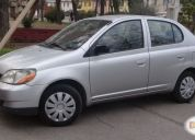 Excelente toyota yaris 2001, impecable.