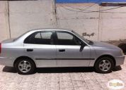 Excelente huyndai accent 2000 $1050000