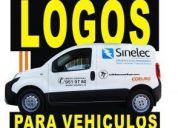 Excelente logotipos para camionetas pymes