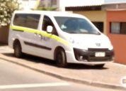 Se remata minibus peugeot expert premium,contactarse!