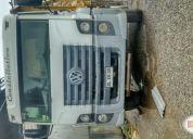 Excelente camión tolva volkswagen
